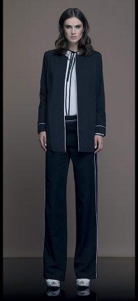Completo giacca pantalone Artigli autunno inverno 2015 2016