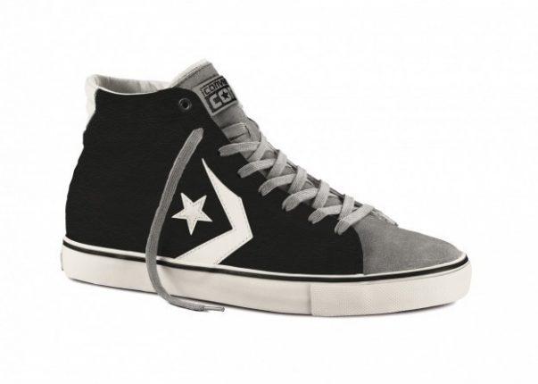 Cons nere Converse scarpe autunno inverno 2015