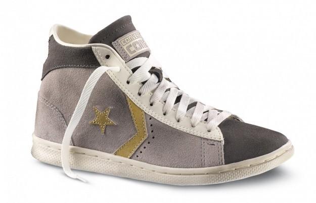 Cons pro leather grigie Converse scarpe autunno inverno 2015
