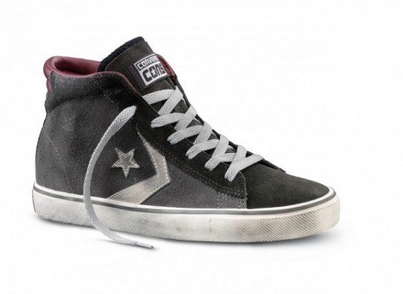 Cons pro leather scamosciate Converse scarpe autunno inverno 2015