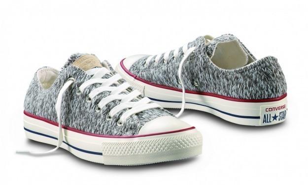 Converse in lana Converse scarpe autunno inverno 2015