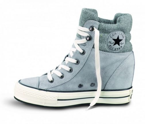 Converse platform plus i lana Converse scarpe autunno inverno 2015