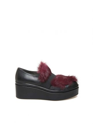 Creepers in pelliccia Janet & Janet autunno inverno 2017