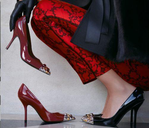 Decolletè a punta Louis Vuitton autunno inverno 2013 2014