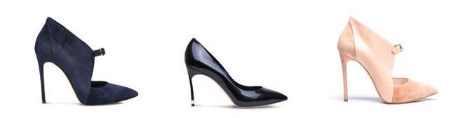 Decollete Casadei scarpe autunno inverno 2015
