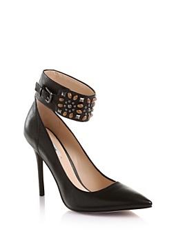 Decollete con cinturino Guess scarpe autunno inverno 2015
