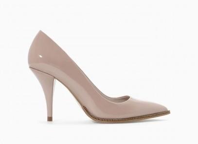 Decolletè nude Zara scarpe autunno inverno 2015