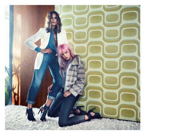 Denim e giacche Sisley autunno inverno 2017