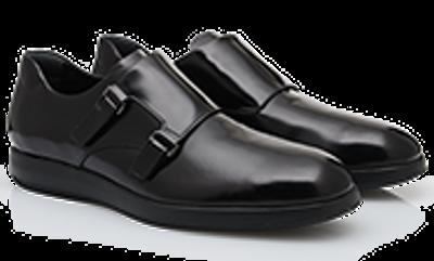 Derby in lucida pelle spazzolata scarpe Hogan autunno inverno
