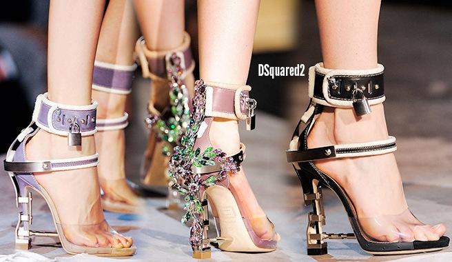 Disquared2 scarpe catalogo autunno inverno 2014 2015