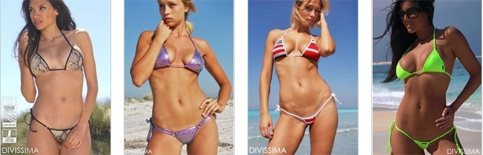 Divissima Mare Mini Bikini mare estate 2013