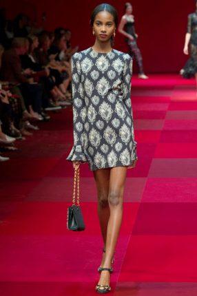 Dolce & Gabbana abiti primavera estate 2015