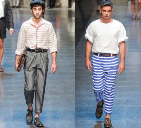 Dolce & Gabbana uomo collezione primavera estate 2013