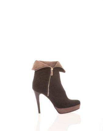Dtivaletto zip Pittarello scarpe autunno inverno