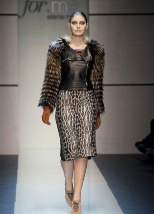 Elena Miro collezione autunno inverno 2013 2014 giacchino