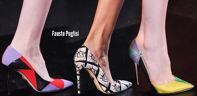 Fausto Pugliesi scarpe catalogo autunno inverno 2014 2015