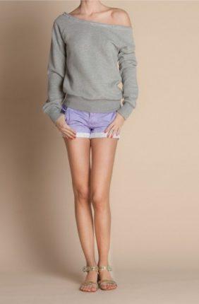 Felpa e shorts Atelier Fix Design primavera estate
