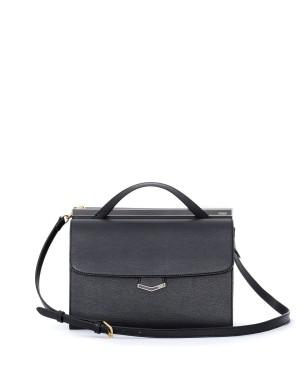 Fendi autunno inverno 2014 2015 Black Demi Jour Bag