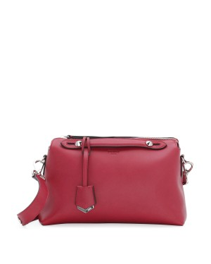 Fendi autunno inverno 2014 2015 Red By The Way Bag