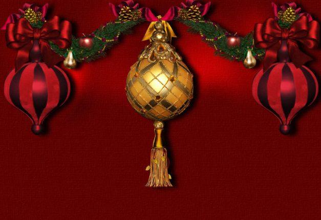 Festone natalizio