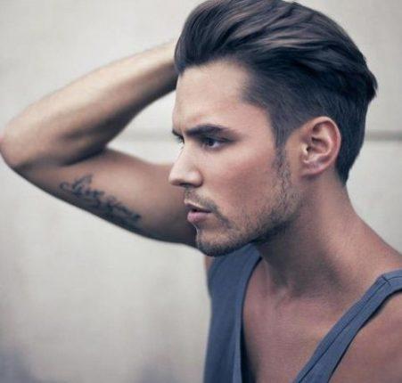 Foto taglio capelli uomo ragazzo 2013