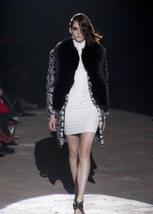 Francesco Scognamiglio collezione autunno inverno 2013 2014 giaccone