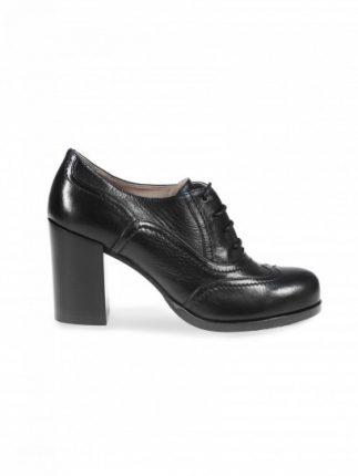Francesine nere Janet & Janet scarpe autunno inverno 2015