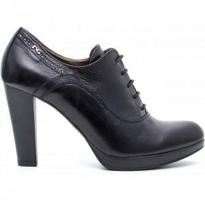 Francesine Nero Giardini scarpe autunno inverno 2015
