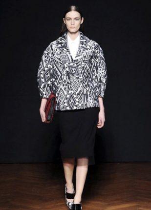 Frankie Morello collezione autunno inverno 2013 2014 giacca