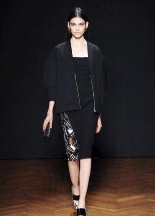 Frankie Morello collezione autunno inverno 2013 2014 giaccone