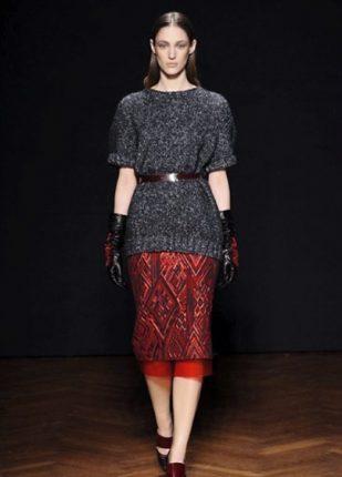 Frankie Morello collezione autunno inverno 2013 2014 maglione