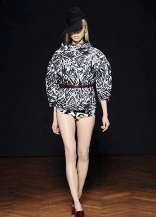 Frankie Morello collezione autunno inverno 2013 2014 pantaloncini