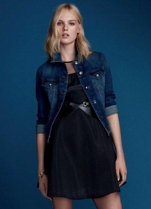 Giacca di jeans Liu Jo autunno inverno 2017
