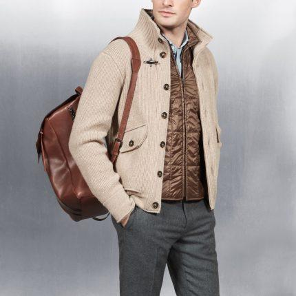 Giacca di lana Fay uomo autunno inverno 2015