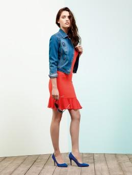 Giacca jeans Motivi primavera estate 2014