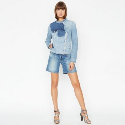 Giacca jeans Pinko primavera estate 2014
