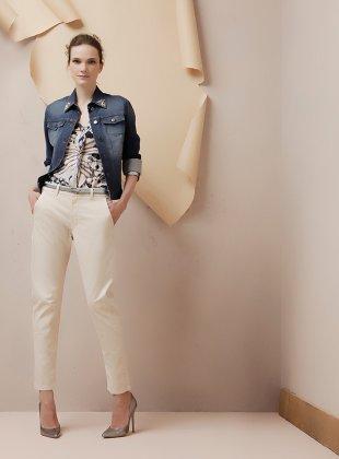 Giacche jeans Oltre autunno inverno 2013 2014