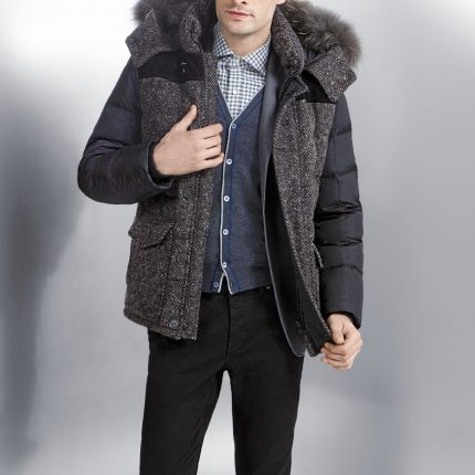 Giaccone Fay uomo autunno inverno 2015