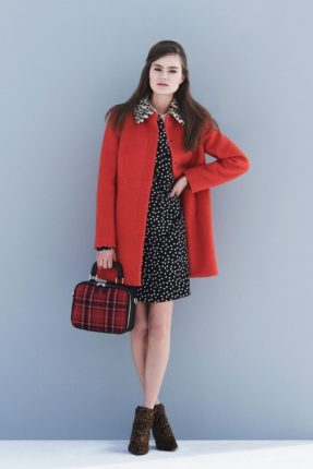 Giaccone lungo Marks & Spencer autunno inverno 2013 2014