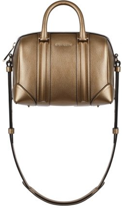 Givenchy bauletto silver