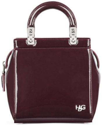 Givenchy Mini bauletto lucido HDG bag