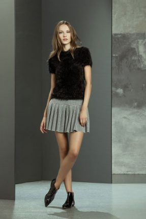 Gonna plisse Imperial autunno inverno 2015
