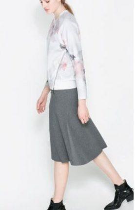 Gonne Zara primavera estate 2014