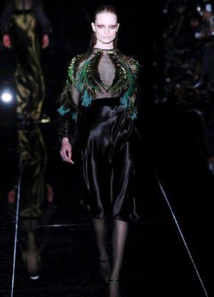Gucci collezione autunno inverno 2013 2014 top