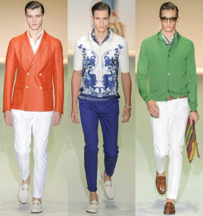 Gucci men's spring summer 2013