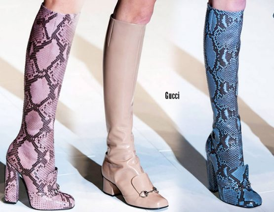 Gucci scarpe catalogo autunno inverno 2014 2015