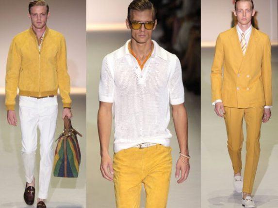 Gucci uomo collezione primavera estate 2013