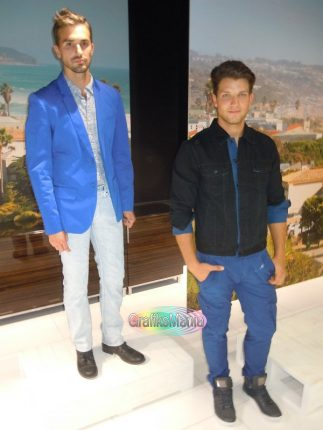 Guess By Marciano outfit elegante uomo