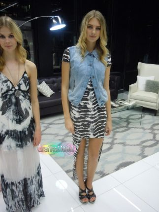 Guess By Marciano look ragazza