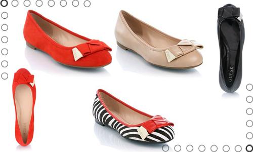 Guess scarpe ballerine